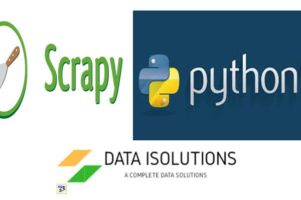 Data iSolutions_Python with Scrapy